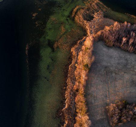 Nuotraukos iš drono