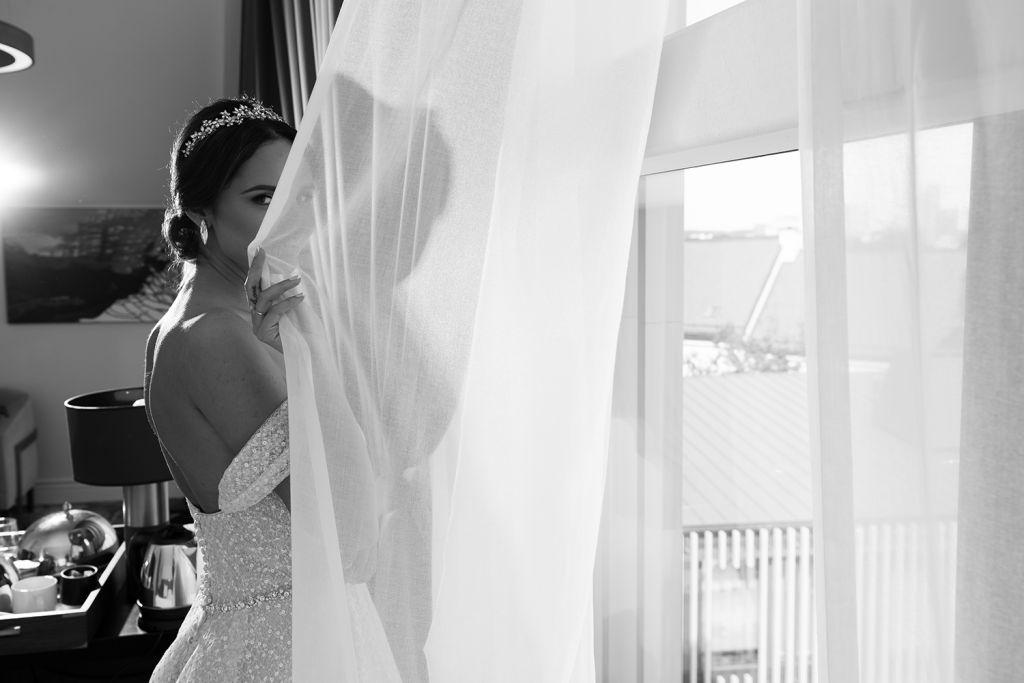 Vestuvių rytas