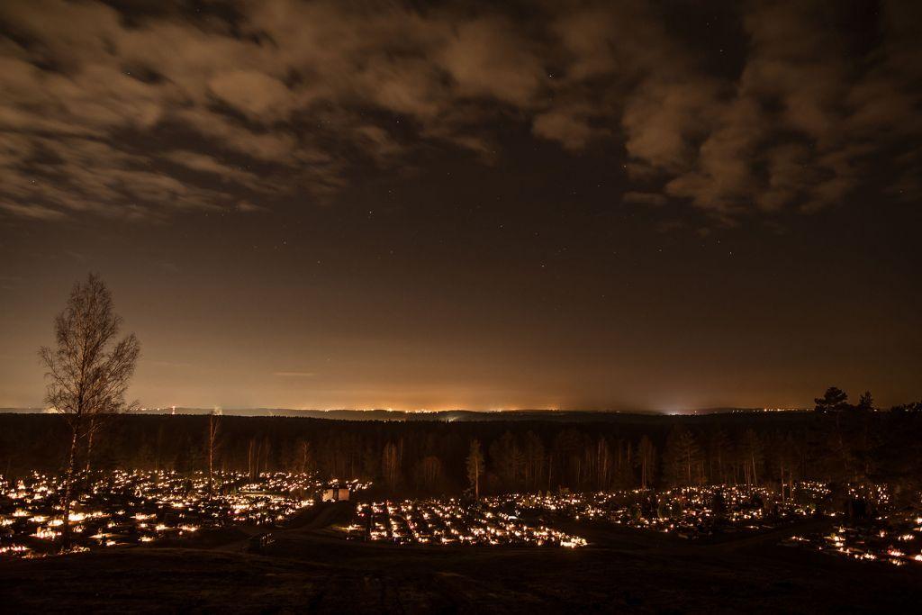 Nuotraukos naktį