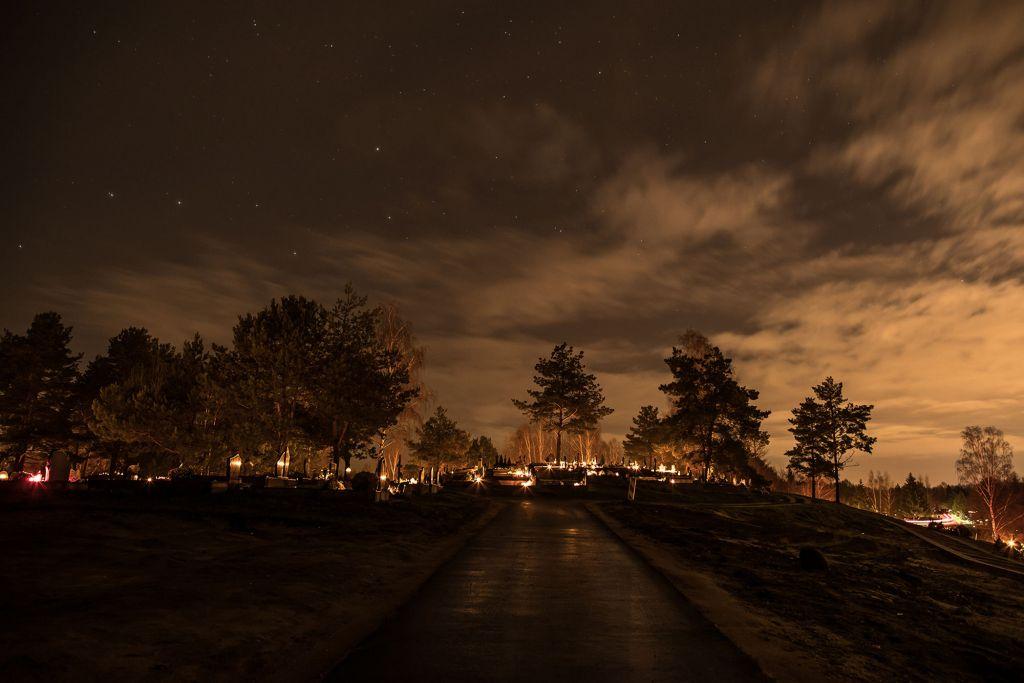 Vėlinių naktis
